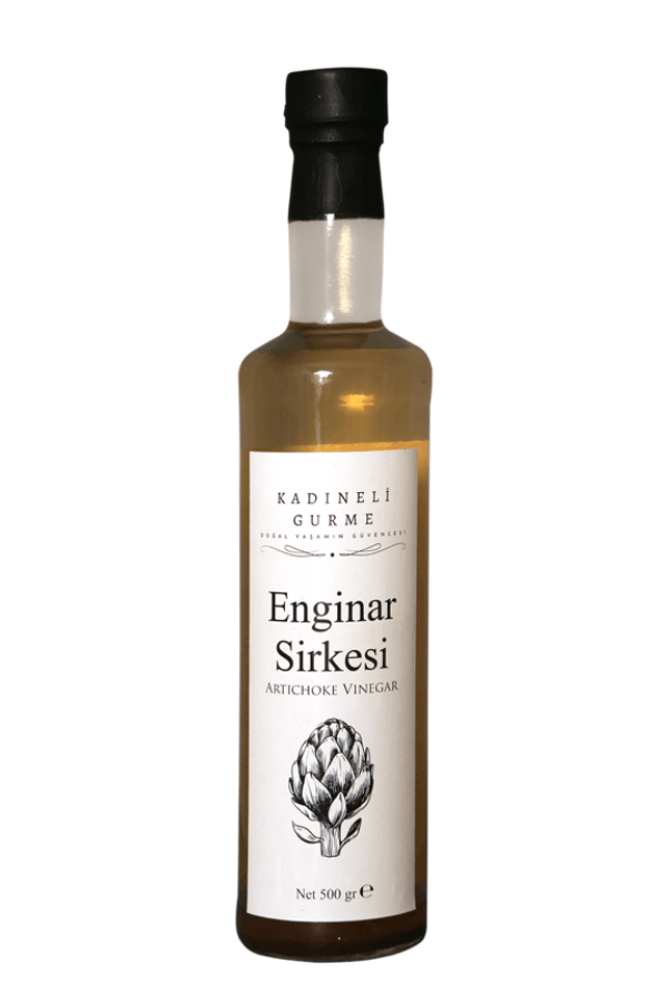 ENGİNAR SİRKESİ 500 ML