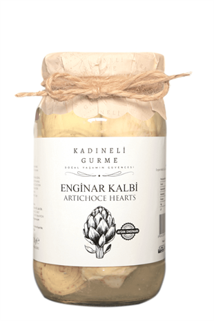 ENGİNAR KALBİ 720 GR