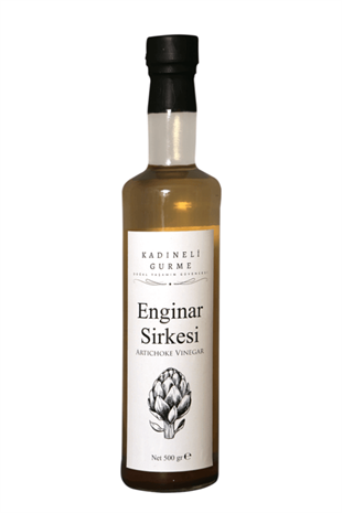 ENGİNAR SİRKESİ 500 ML SİRKE KADINELİ GURME