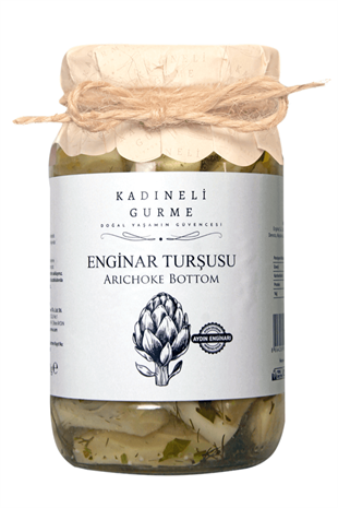 ENGİNAR TURŞUSU  720 GR