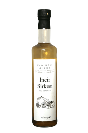 İNCİR SİRKESİ 500 ML